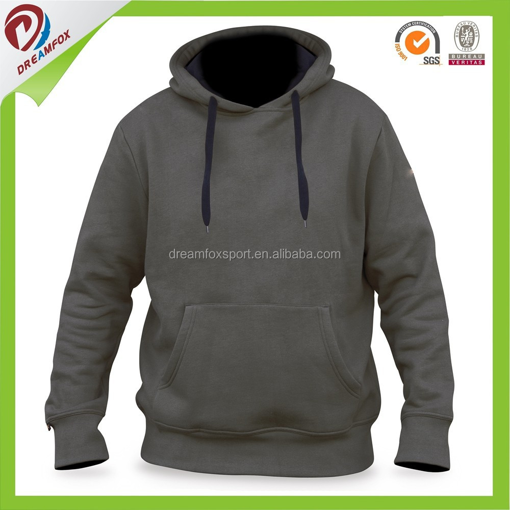 80 cotton 20 polyester hoodies blank high quality hoodies, wholesale plain white hoodies