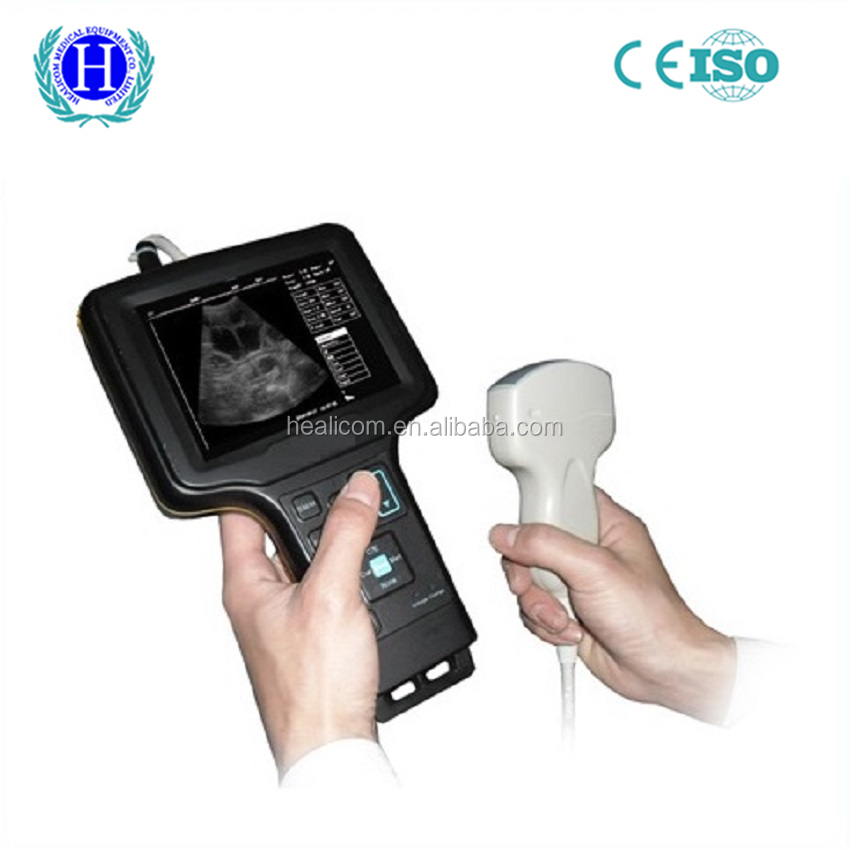 Palm Veterinary Ultrasound Machine HV6 ultrasound for Animal Farm Vet Clinic Cow Pig