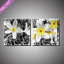 Canvas print custom modern art paintings frame flower pictures