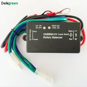 12 V Lead Acid /AGM/GEM/Flooded Battery Equalizer/Balancer with Led Indicator