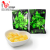 Halal super sour fruit hard candy delicious candy manufactory supplier