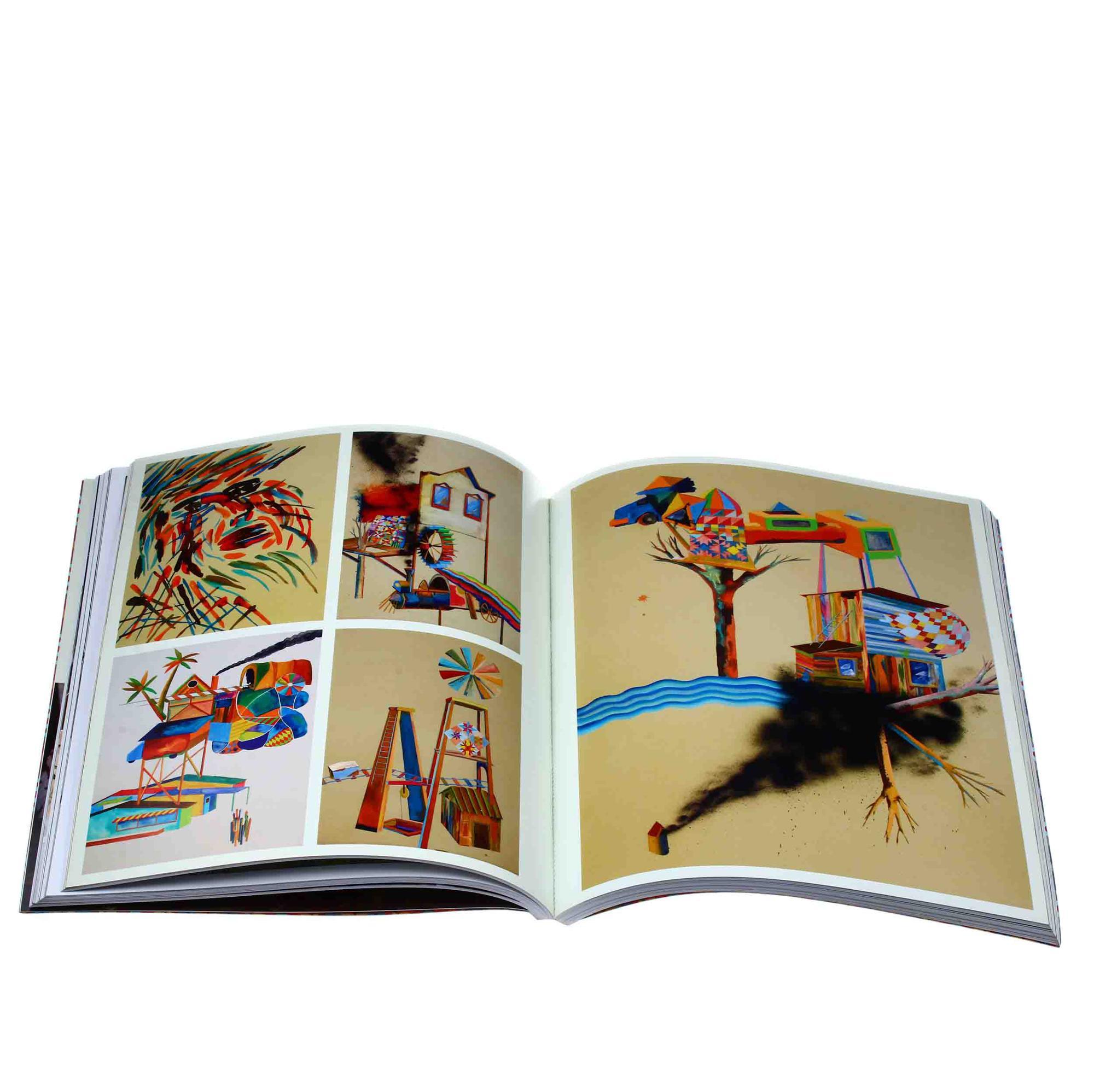 Peyzaj Sanat Resim Tuval Boyama Kitabi Buy Boyama Kitabi Product