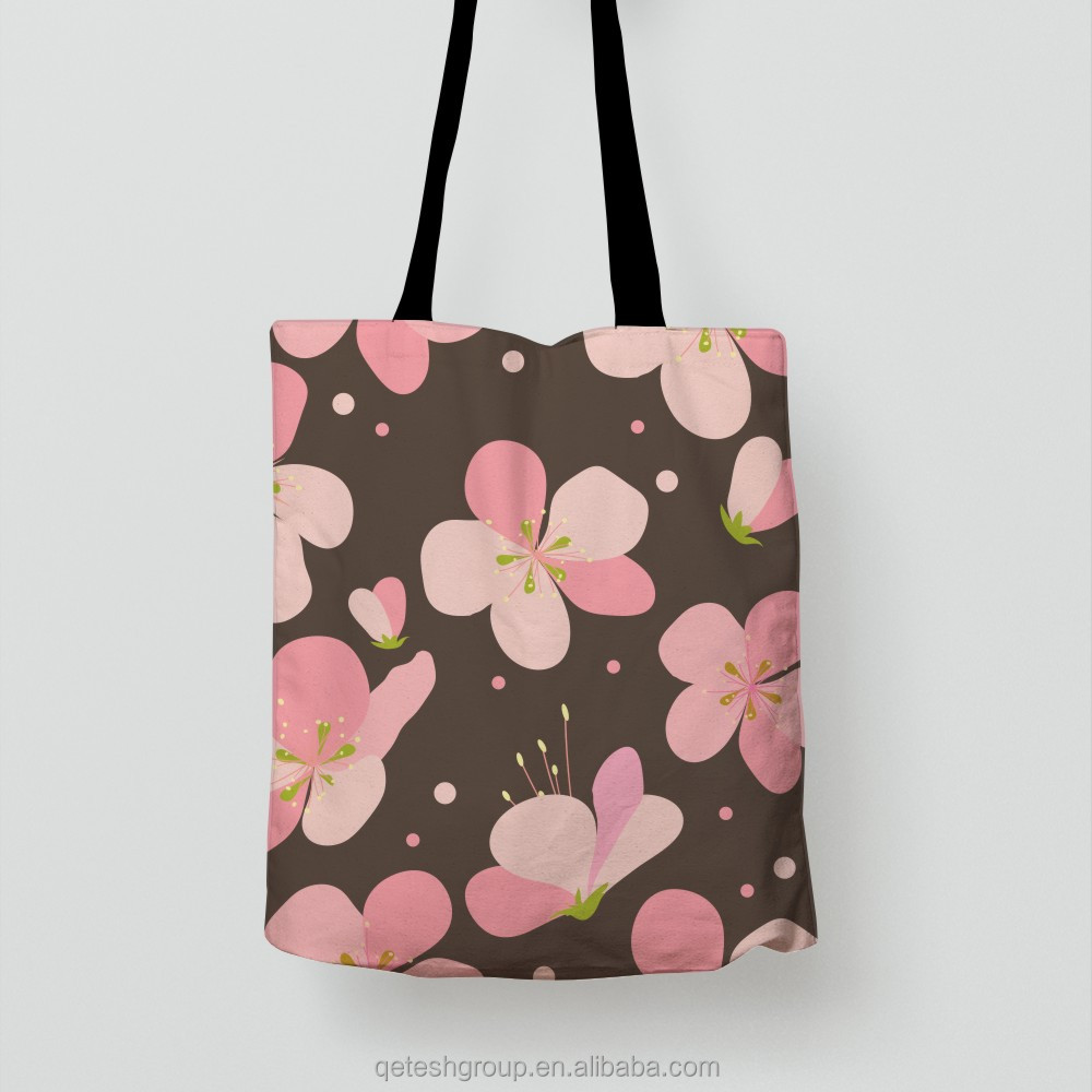 Top Sale Customizable 10 oz Katun Kanvas Tote Bag