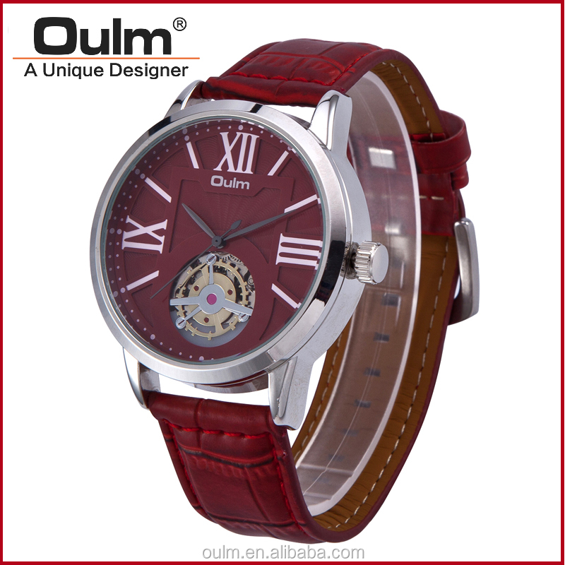 fashion design mechnical watch, watches made in china, watch custom logo