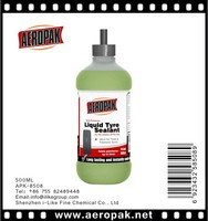 Aeropak Repair Rtv wholesale liquid tyre sealant