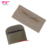 Customized Velvet Leather Foldable Envelope Pouch Bag Print Logo Suede Envelope Packaging Bag