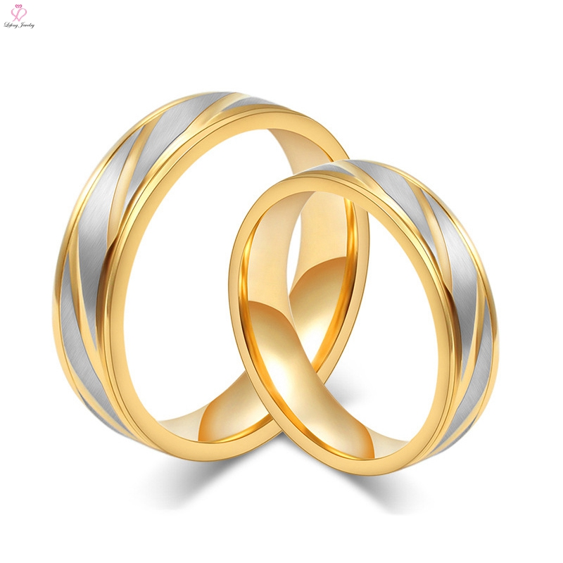 Saudi Arabia Gold Wedding Ring Price Sand Surface Carved Texture