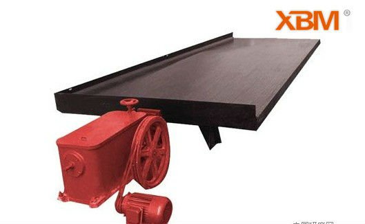 2016 Gravity Shaking Table for Gold/ Copper/ Zinc/ Chrome ore Concentrate Price