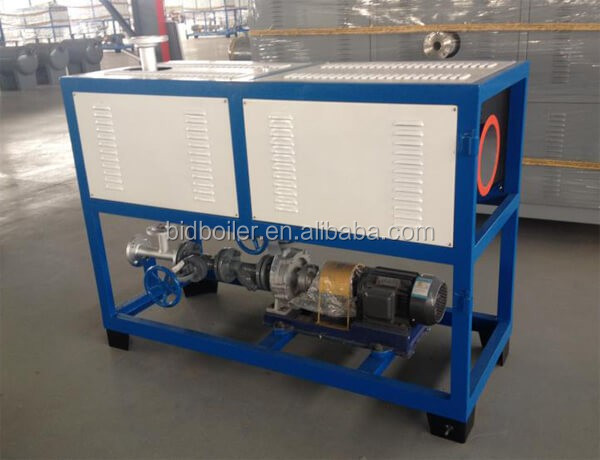 Electric Powered 9Kw, 8000 Kcal Thermal Oil Heater
