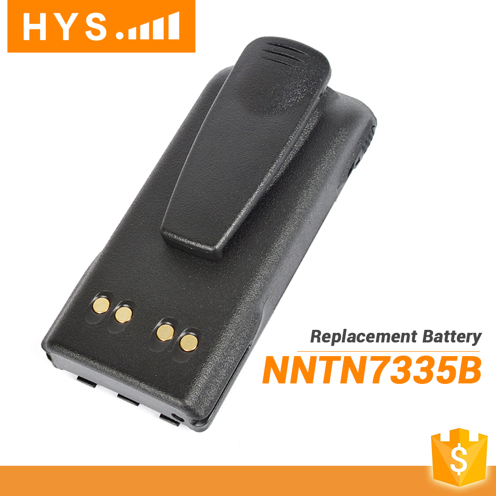 Made In China Wholesale Direct Sale Lithium Polymer Recycled 2 Way Radio Batteries For Xts1500 Xts2500