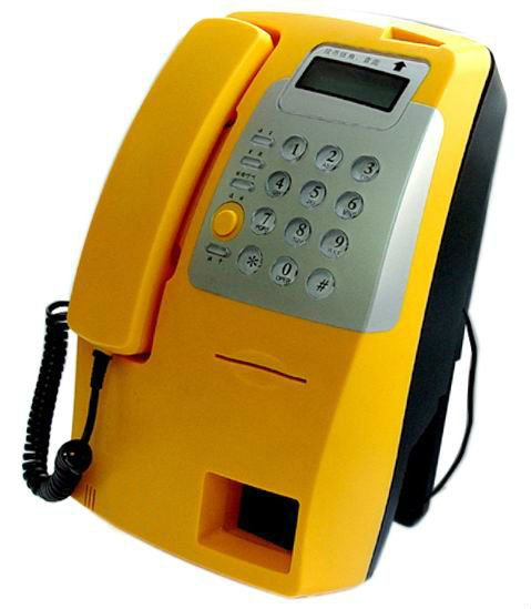 SC-105CP GSM Coin Payphone with RMS