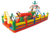 Outdoor popular PVC Inflatable games Interplanetary Sport Combo