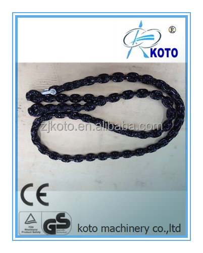 Plastic coating swing many color chain new product