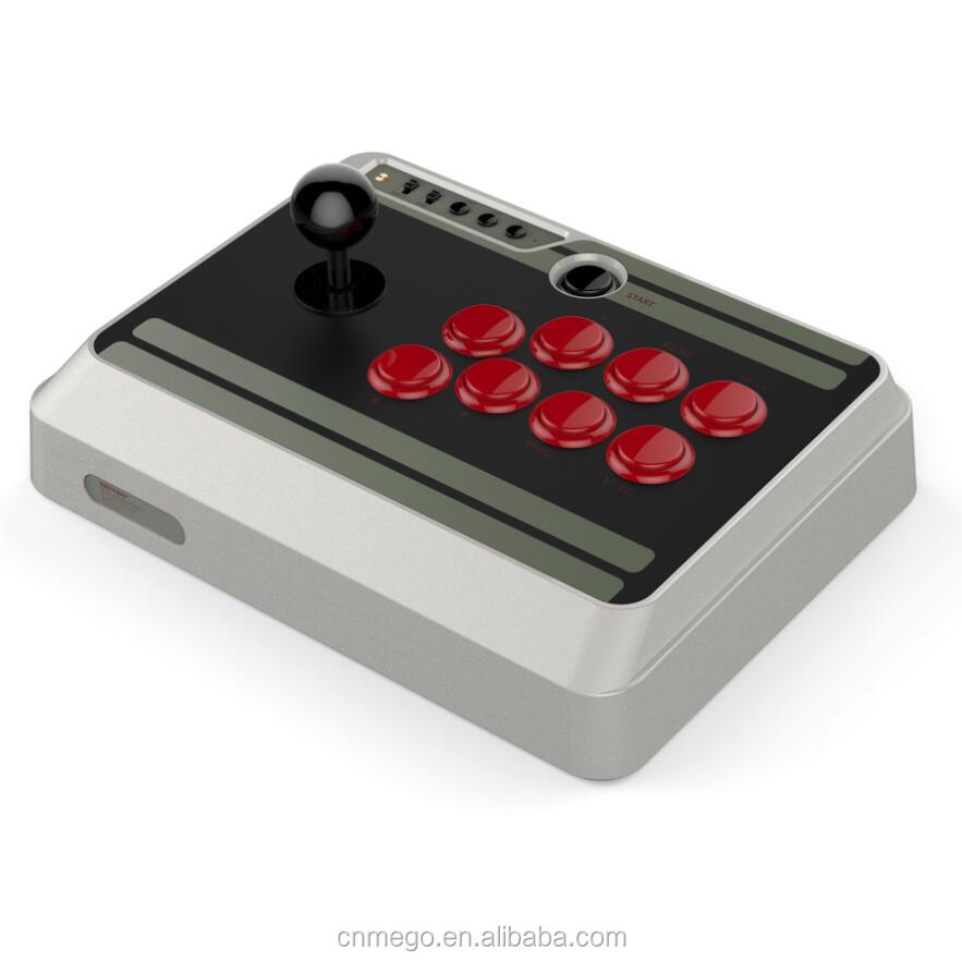 8Bitdo Bluetooth USB Arcade Stick Game Joystick for Android / PC / Mac Os