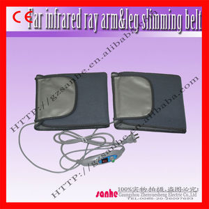 2013 the latest products far infrared electric weight loss massage belt