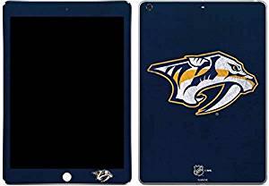 NHL Nashville Predators iPad Air Skin - Nashville Predators Distressed Vinyl Decal Skin For Your iPad Air