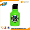 Customized Green 120ML non toxic acrylic bottle paint acrylic emulsion paint