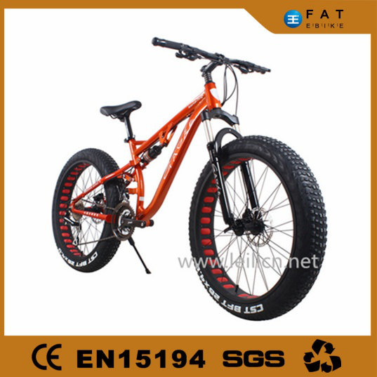 2016 special design 26*4.0 fixed gear mouantain bike/fat tire bicycle