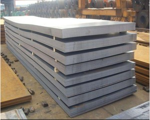1020 abrasion resistance steel plate with high strength
