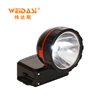 Rechargeable waterproof night outdoor work head flashlight for hunting