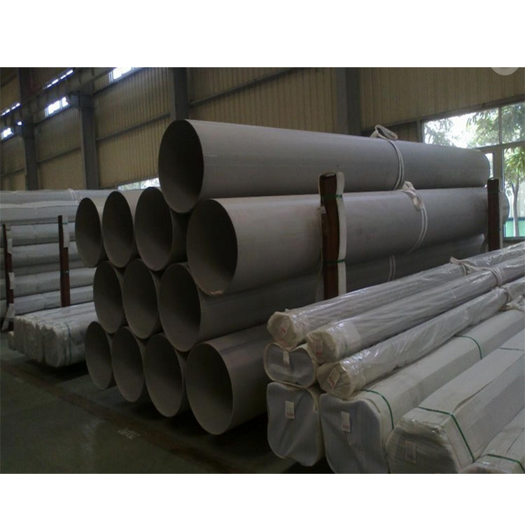 High Quality SS Pipe ASTM 304/304L/316/316L Welded Stainless Steel Pipe with Factory Price for Stainless Steel Works for sale