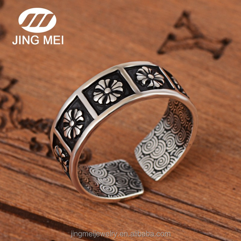 Vietnam 925 Sterling Tai Silver Ring <strong>Jewelry</strong>, Thai Silver Ring <strong>Jewelry</strong> Wholesale