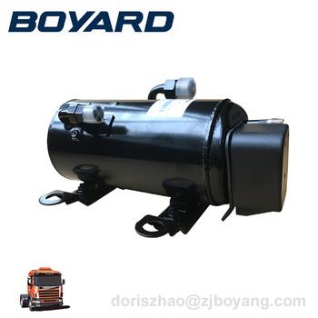 Electric Car Motor Kit R134a Boyang 12v Compressor Electric Air