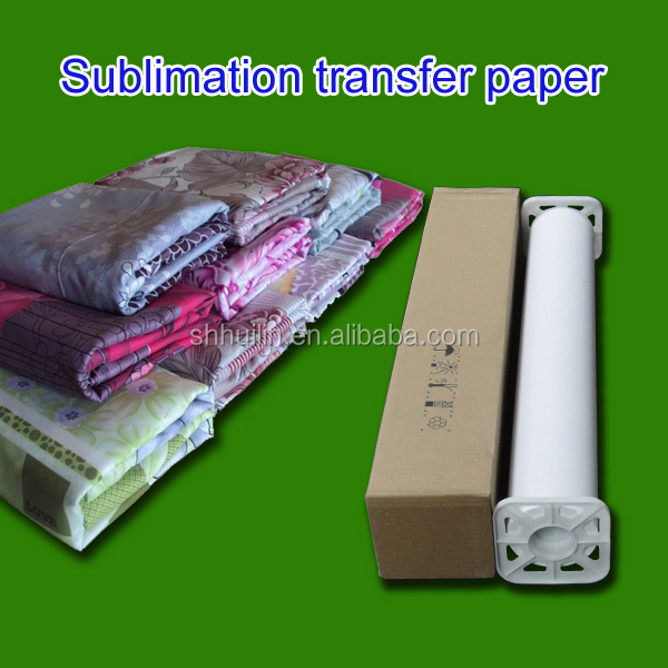 inkjet photo paper sublimation transfer paper 80g
