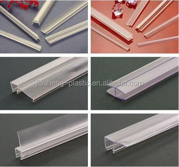 Waterproof Rubber Seal Strip For Shower Door Soundproof Silicone Pvc Compression Gl Weather Sealing