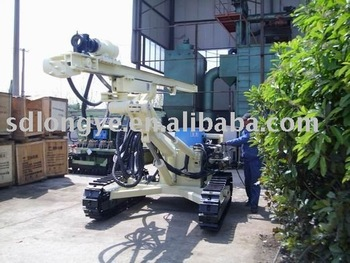 hydraulic drillling machine of CTQ-Z120Y
