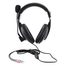 Skype Gaming Game Stereo Headphones Headset Earphone Mic PC Computer Laptop KANGLING 750 Gaming Headphones