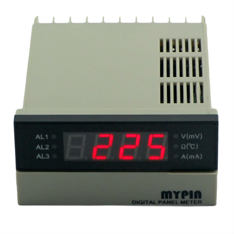 DS8 Analog sensor Indicator with Alarm for Water Level /loadcell/flow (MYPIN)