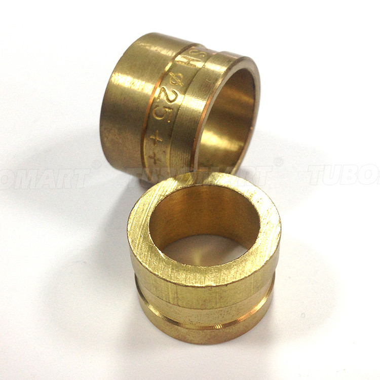 Tubomart Low Price Spanish Style Brass Union Copper Ring Sliding Fittings  For Pex Pipe - Buy Sliding Fittings,Copper Ring,Brass Union Product on