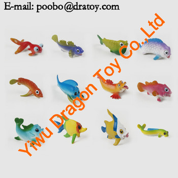 Diy Various Mini Plastic Fish Toys Buy Palstic Fish Toy