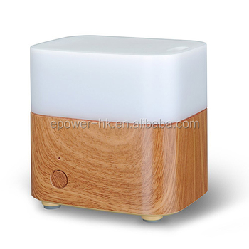 ESSENTIAL OIL DIFFUSER PORTABLE ULTRASONIC COOL MIST AROMA HUMIDIFIER