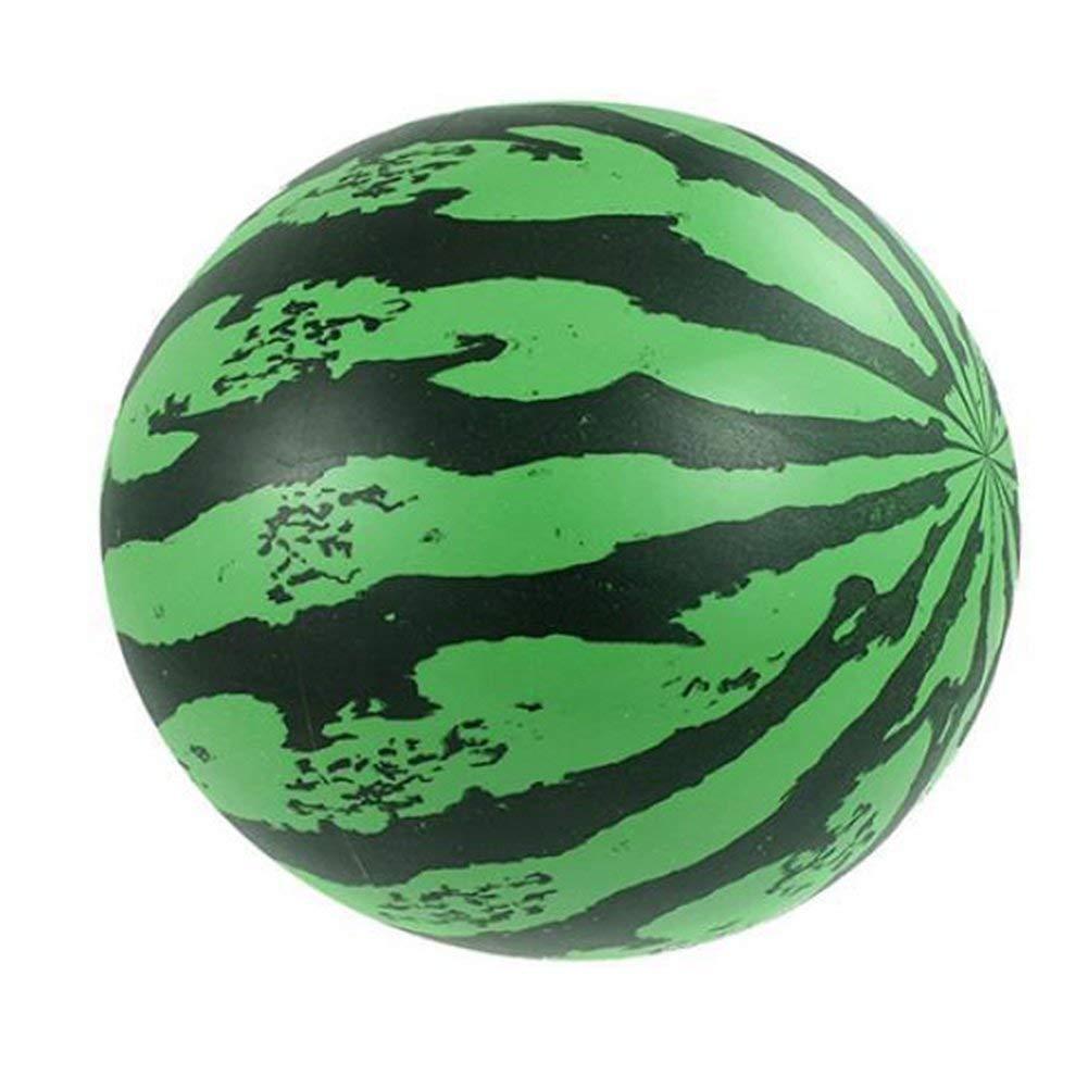 Watermelon Ball,Kids Ball Playground Ball, 6 Inch Diameter Watermelon Toy Balls,Children Beach Summer Holiday Party Inflatable Watermelon Ball Kids Pool Toy