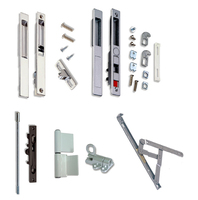 Shanghai Brilliance casement and sliding aluminium window door accessories