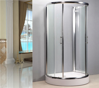 Flat Tempered Glass Bathroom Plastic Lowes Freestanding