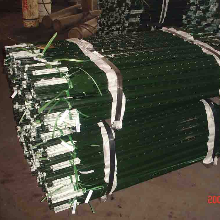 Galvanized Studded T Fence Post For Sales