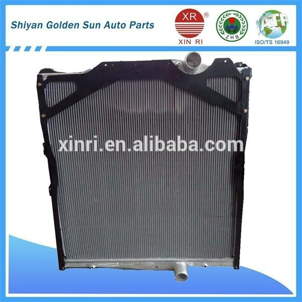 1276435/1676435/8112961 radiator with electric fan for volvo trucks