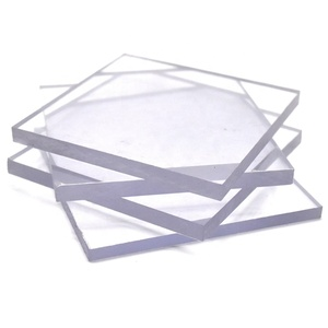 Anti-scratch fireproof insulated bayer pc material colored plastic solid sheet