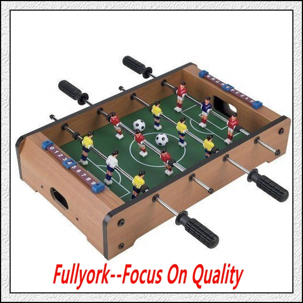 Tabletop Soccer Foosball Football Set As Seen On TV Mini Table Top Football Foosball Table