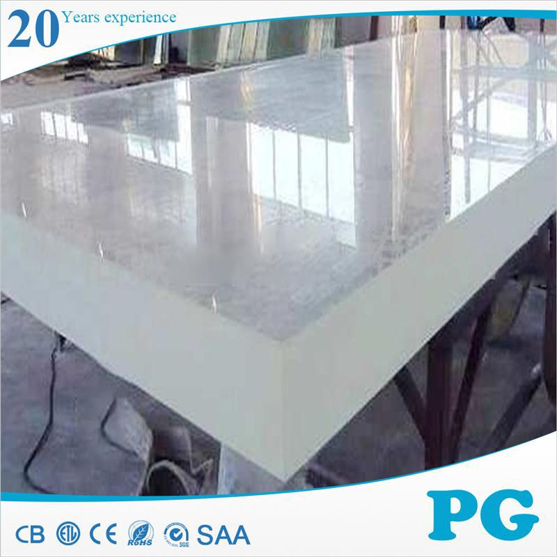 PG Cast Mother of Pearl Ultra-thin Acrylic Sheet Manufacturers