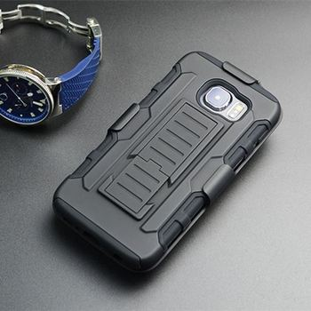 Future Armor Hybrid Case Military 3 in 1 Combo Cover For samsung galay s3 s4 s5 s6 s6 edge S7 note 3 4 5 a5 j5 grand prime Case