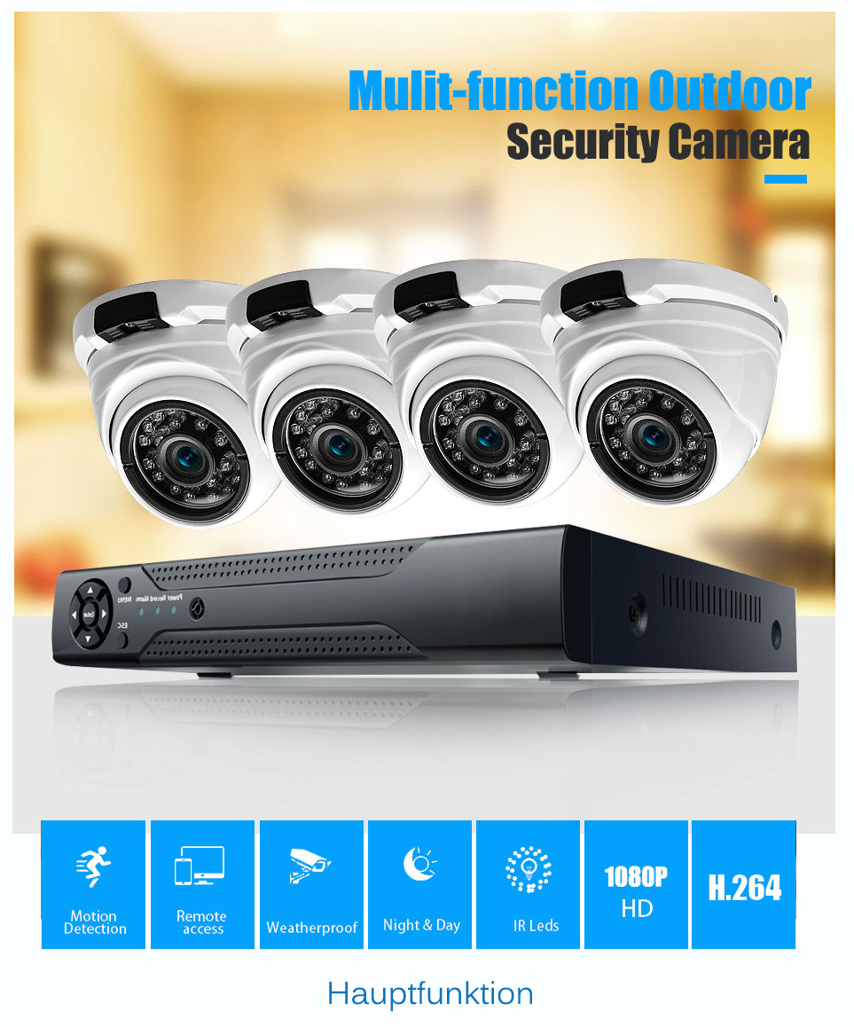 dome kit camera