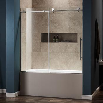Price In India 10mm Glass Bathroom Sliding Door Shower ...