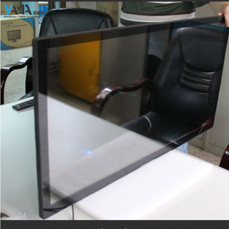 touch screen displays full HD transparent lcd led display
