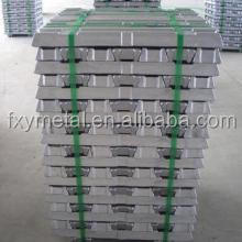 We can give you Lead ingots Pb 99.99% min for Factory production