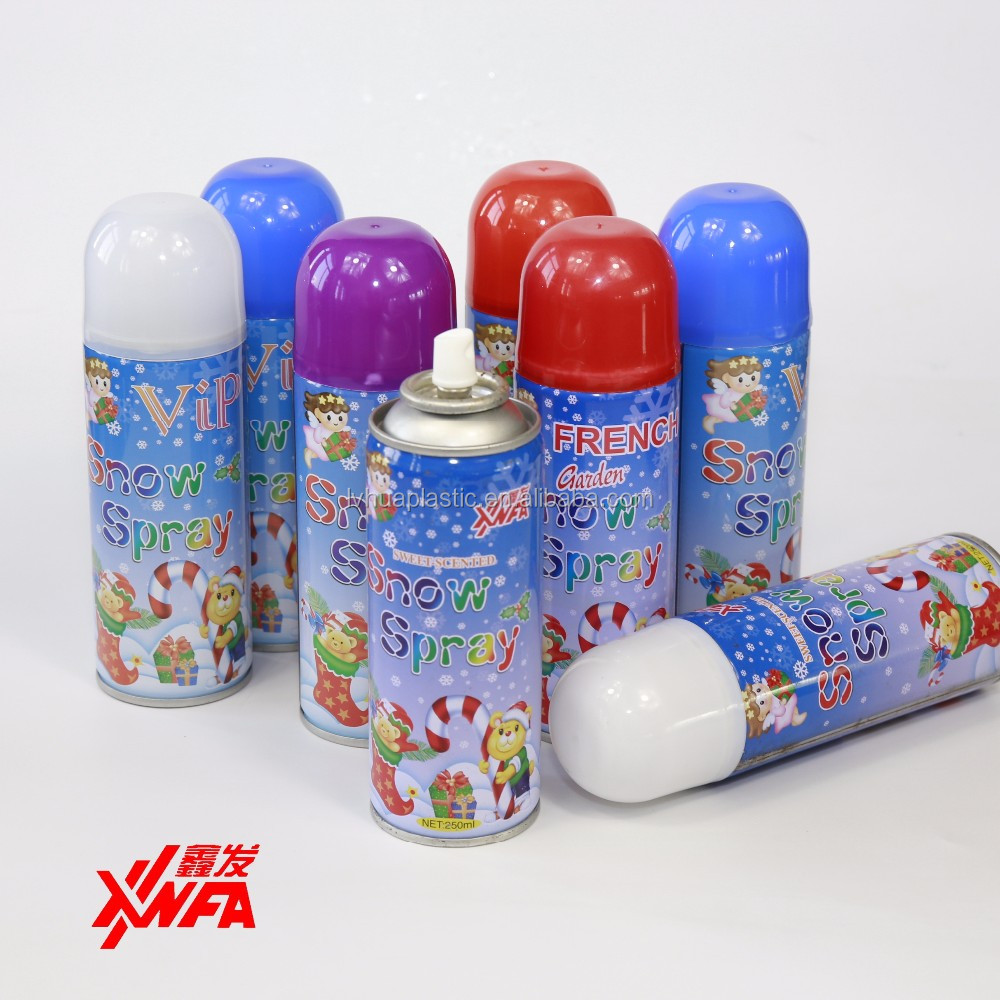 Wholesale Eco-Friendly Colored Outdoor Artificial Snow Spray WIth Best Quality For Wedding Favor Celebrations