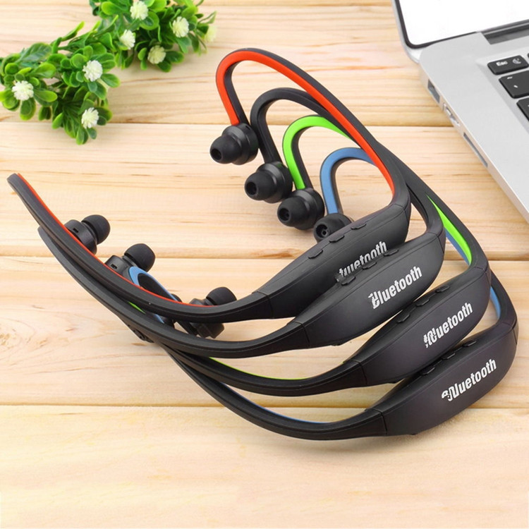 Factory Wholesale S9 Neckband Sports Stereo Wireless Earphone for Mobile Phone and Driving